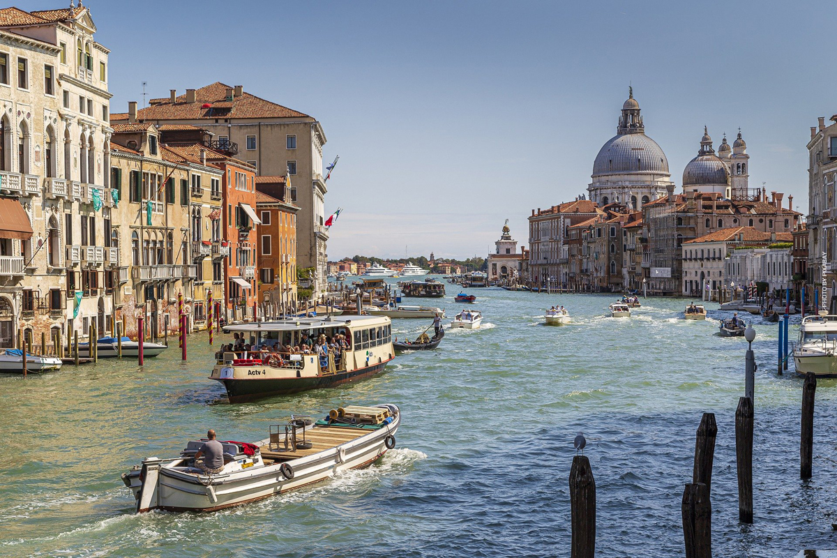 Venice: holidays, travel, accommodation, favourite places and insider tips at a glance