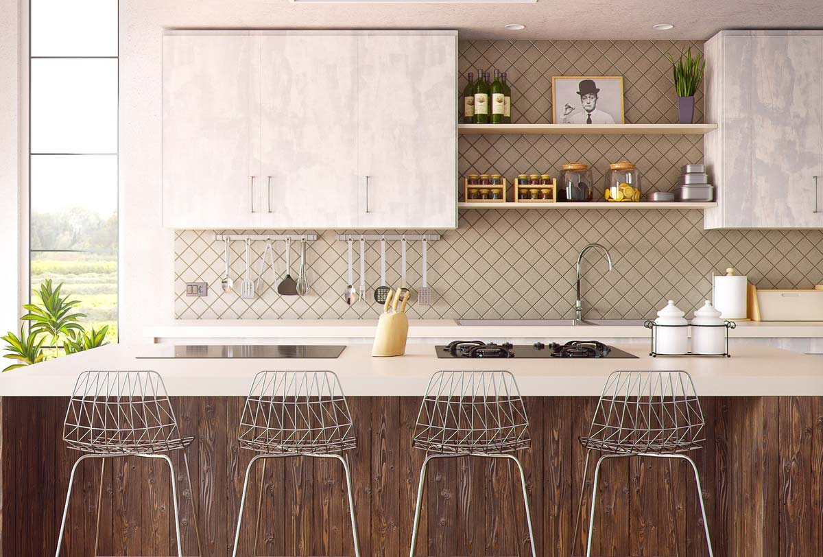 Room furnishing guide: Kitchen, garden, living room & Co - tips and ideas for perfect furnishing