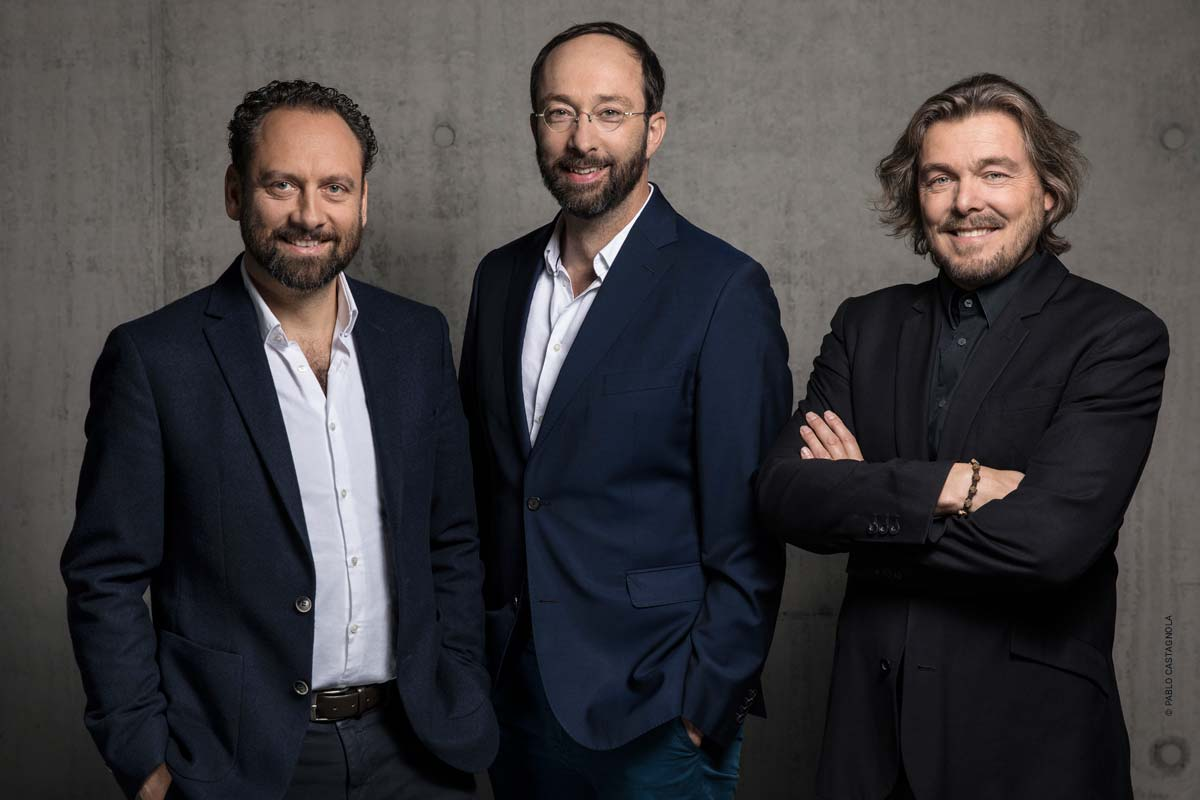 Graft Architekturbüro: Company, architecture, real estate and planning - Interview (1/3)