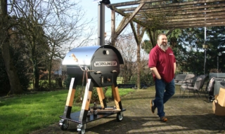 Merklinger Grill & Wooden Oven: Meat, Pizza, Bread and Made in Germany – Tip from the Grill World Champion!