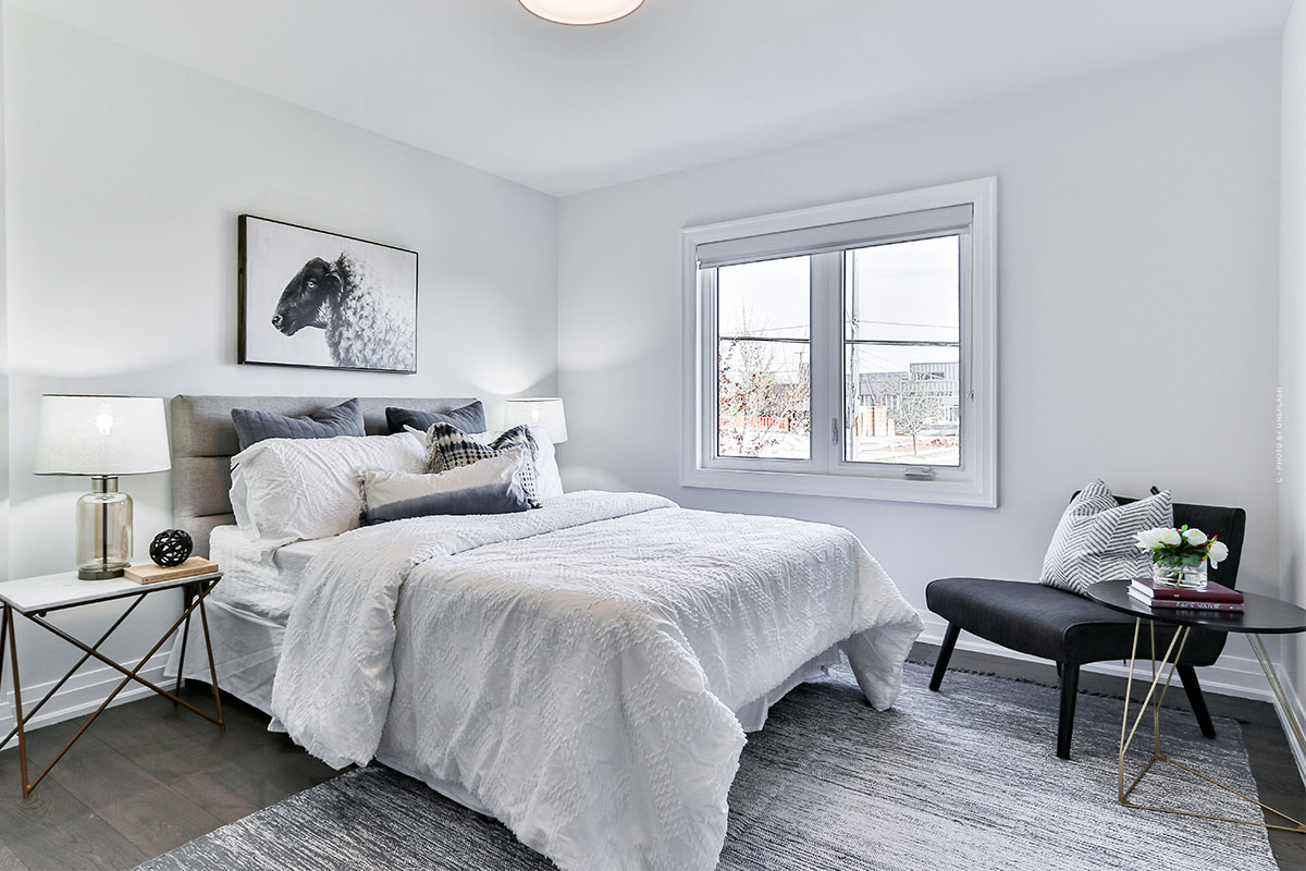 Furnish & decorate your bedroom correctly - tips for a relaxed atmosphere and cosy flair