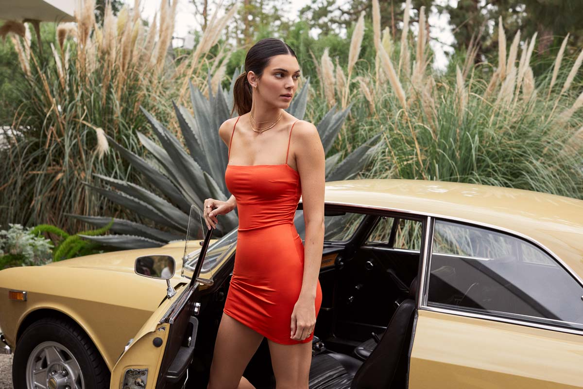 Kendall Jenner for ABOUT YOU: Collection, Design, Los Angeles - exclusive only 3 days!