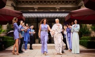 Anja Gockel at Frankfurt Fashion Week: Highlights of the summer collection, fashion show & Co!