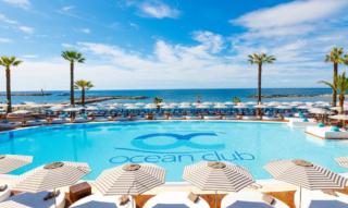Ocean Club Marbella: City Beach Club, drinks, DJs and XXL pool!
