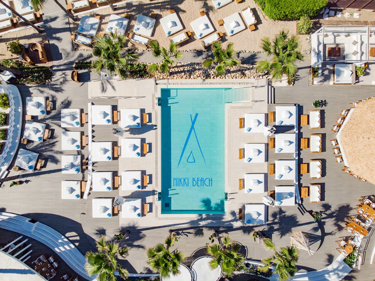 Nikki Beach Marbella: Hotspot, Restaurant and Pool Check - our tip!