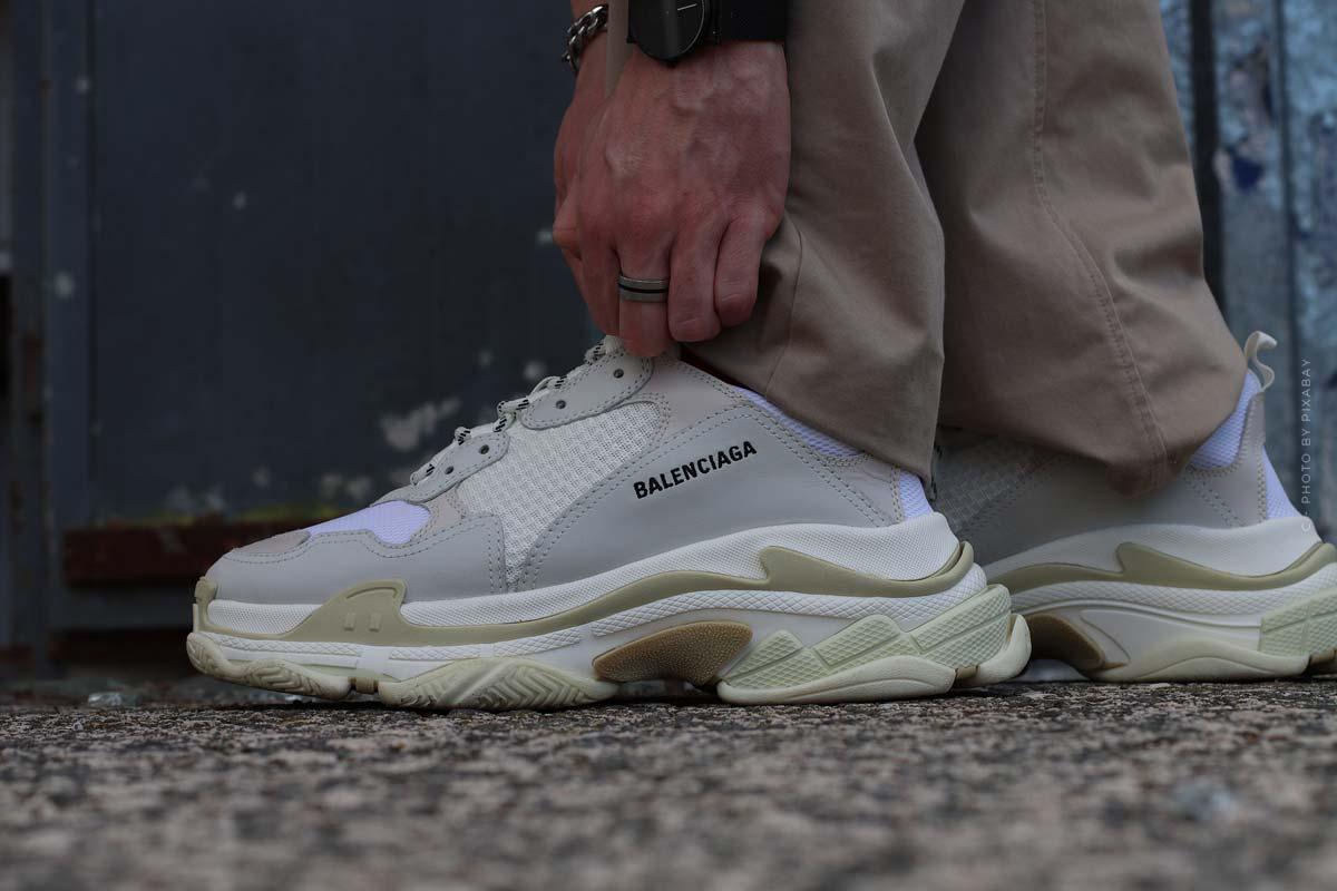 Balenciaga: Sneakers, Bags & Hoodies