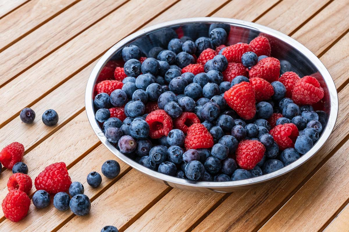 Berry smoothies: blueberry, raspberry & co. - the freshness kick in everyday life