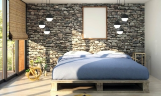 Bedroom in Industry Style: A new look for the bedroom