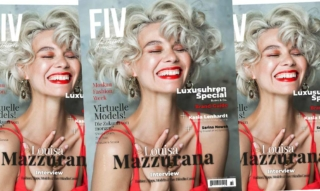 FIV Issue #6 – Louisa Mazzurana, Kasia Lenhardt & Fashion Brands